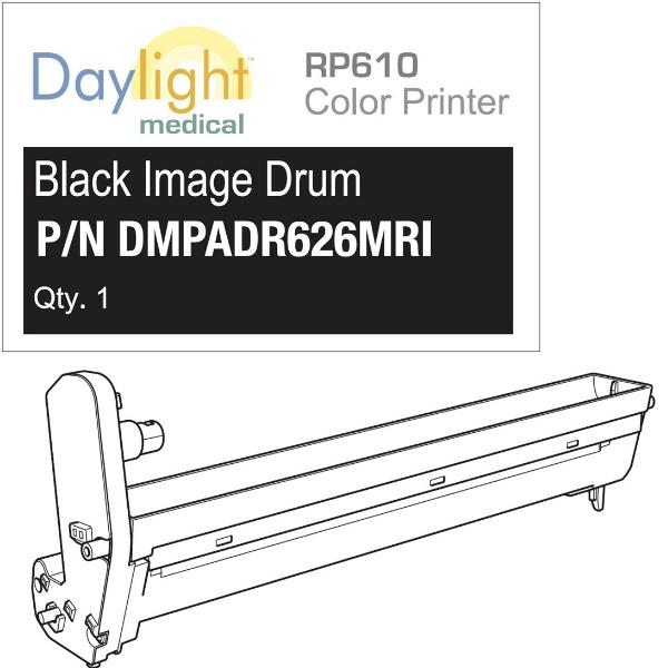 Black drum RP610