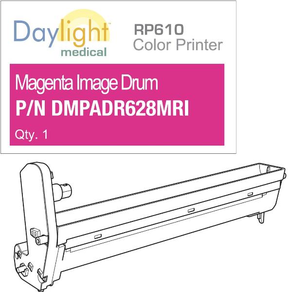 Magenta drum RP610