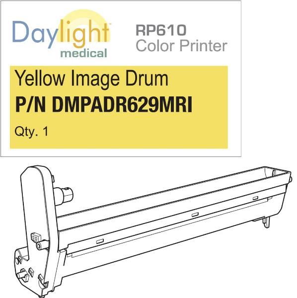 Yellow drum RP610