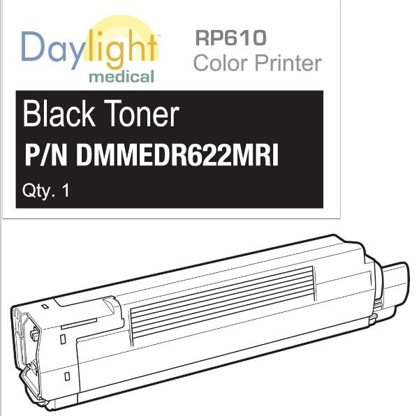 Black toner RP610