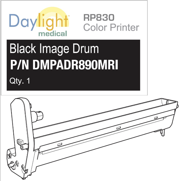 Black drum RP830