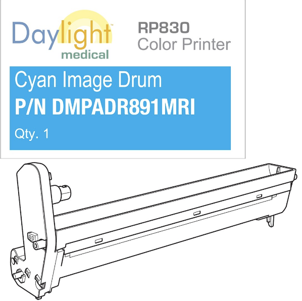 Cyan drum RP830