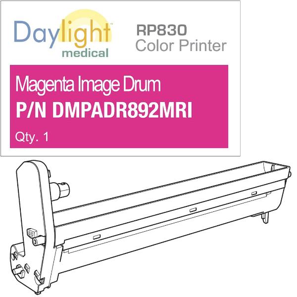 Magenta drum RP830