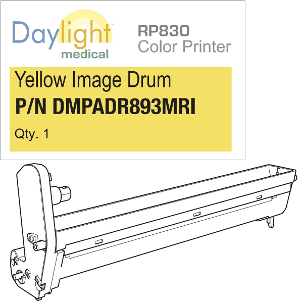Yellow drum RP830